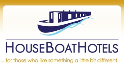 Houseboat Hotels - for those who like something a little bit different